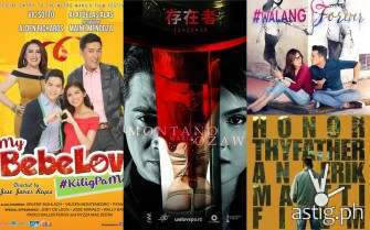 Watch My Bebe Love, Nilalang, Walang Forever, Honor Thy Father, and other MMFF movies online - here's how