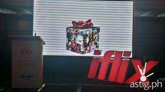 iFlix, PLDT, and SMART gives the gift of Entertainment