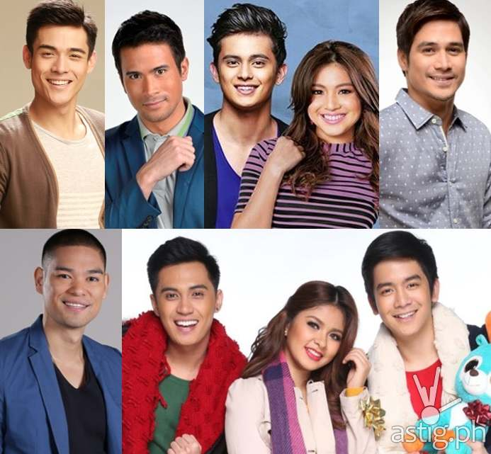 Piolo, Sam, JaDine love team and other big stars celebrate Christmas with SM Global Pinoys