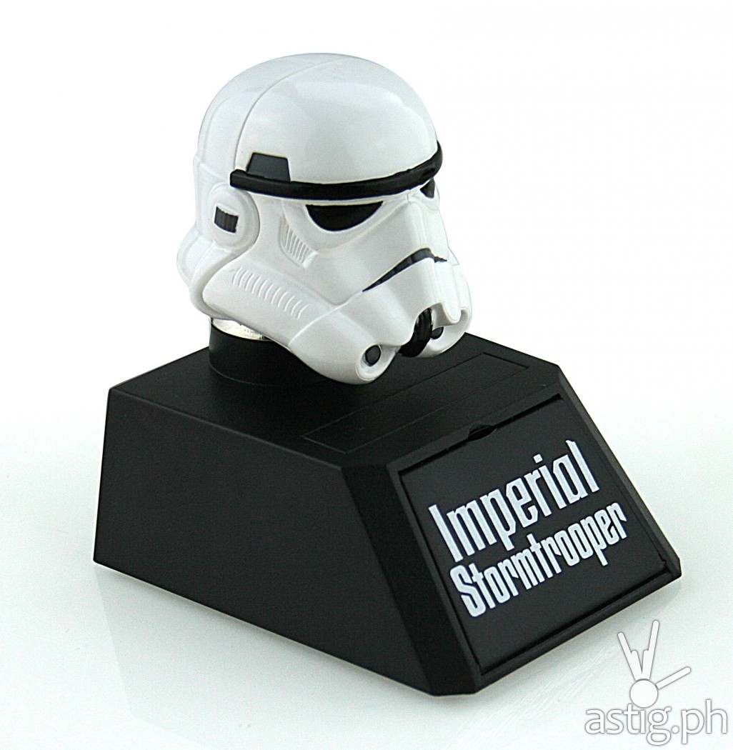 Storm Trooper car charger from AllPhones Philippines