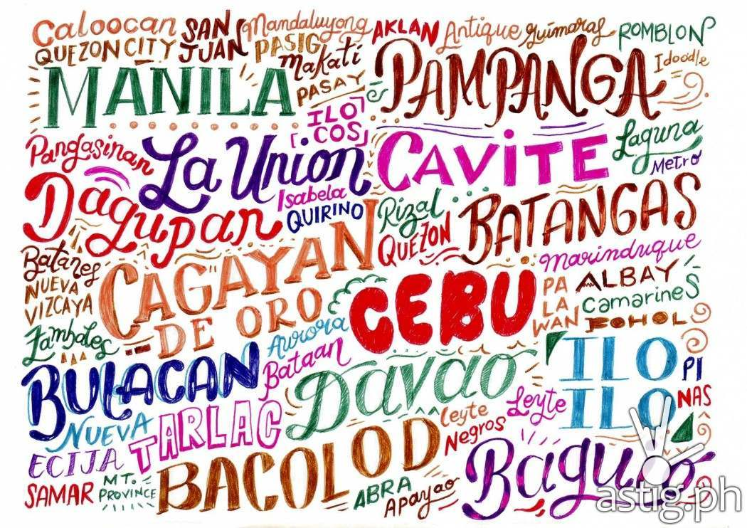 iDoodle will feature contestants from 75 regional champions from Bacolod, Pampanga, Cebu, Manila, Dagupan, Iloilo, Davao, Bicol, Batangas, Cagayan de Oro, Bulacan, Cavite, Baguio, La Union and Dumaguete.