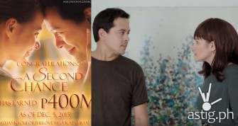 Ex-couple gives their relationship a chance after watching the movie 'A Second Chance'