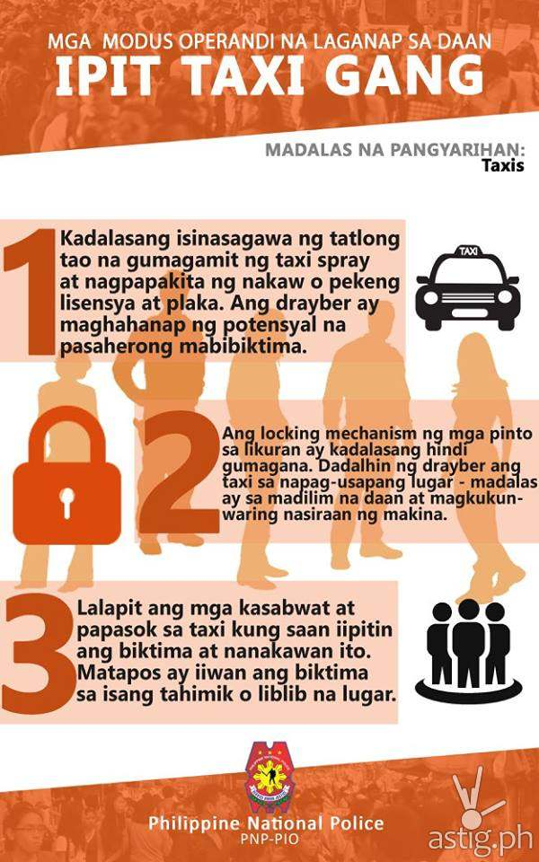 ipit taxi modus