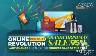 BREAKING: Lazada sells 150,000 items on first day of Christmas Sale