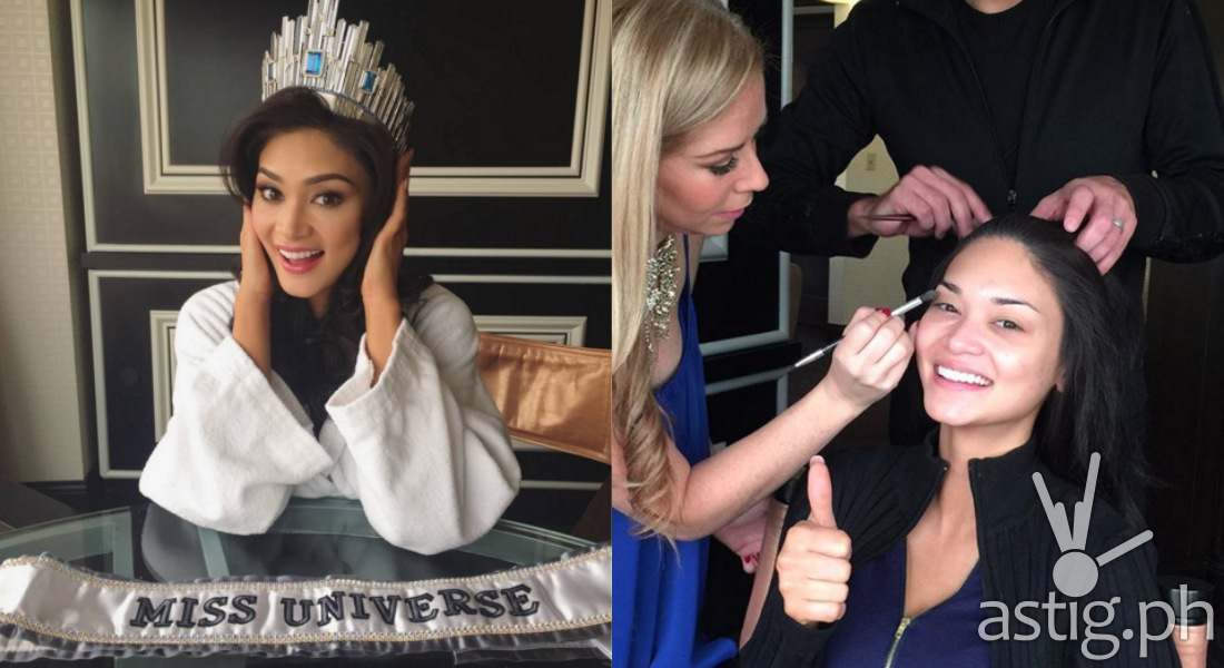 miss universe 2015 first day