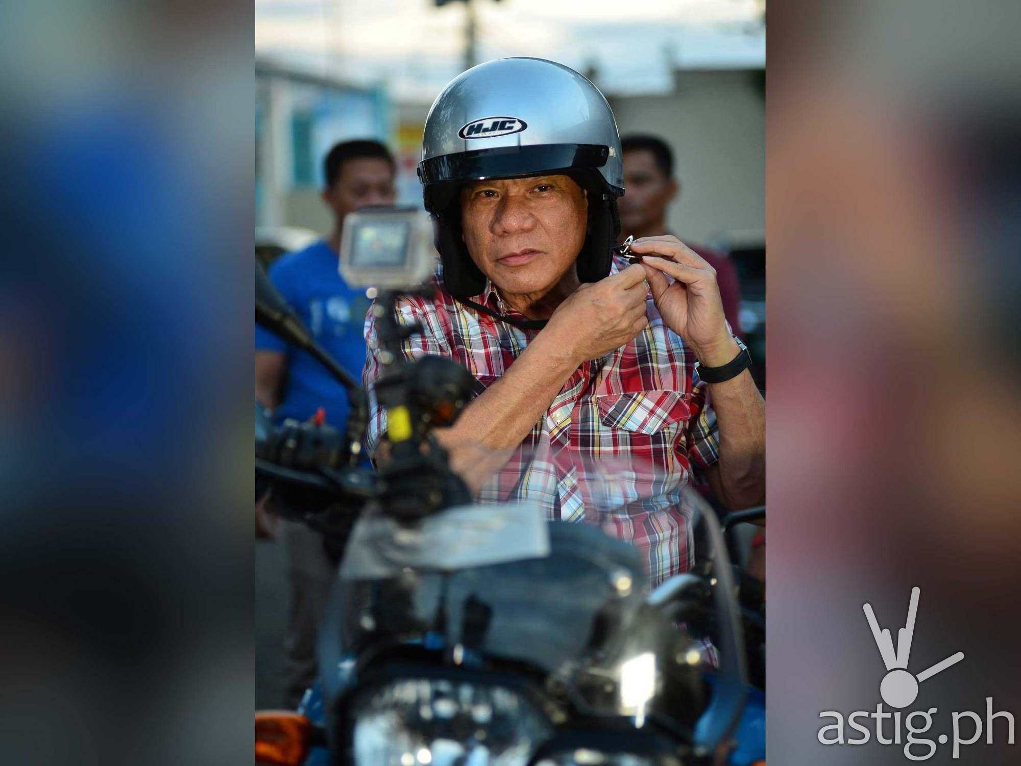 Rodrigo Duterte (source: Rody Duterte on Facebook