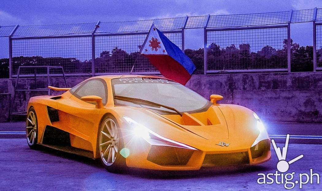 Aurelio car Prototype 1 (photo: Carline Sendin)