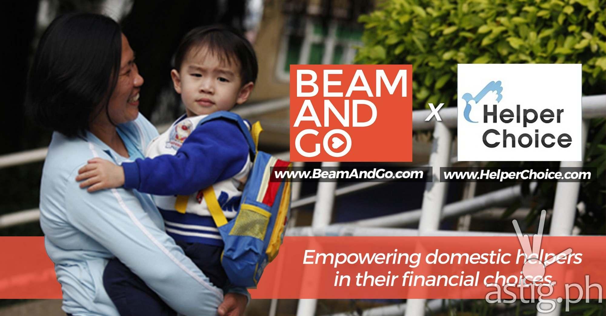Beam And Go