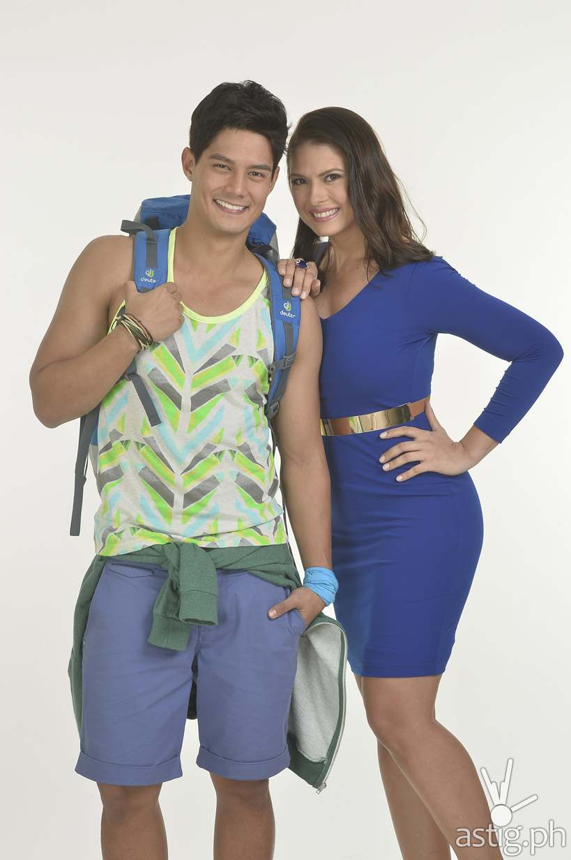 Daniel Matsunaga and Priscilla Mereilles - Be My Lady