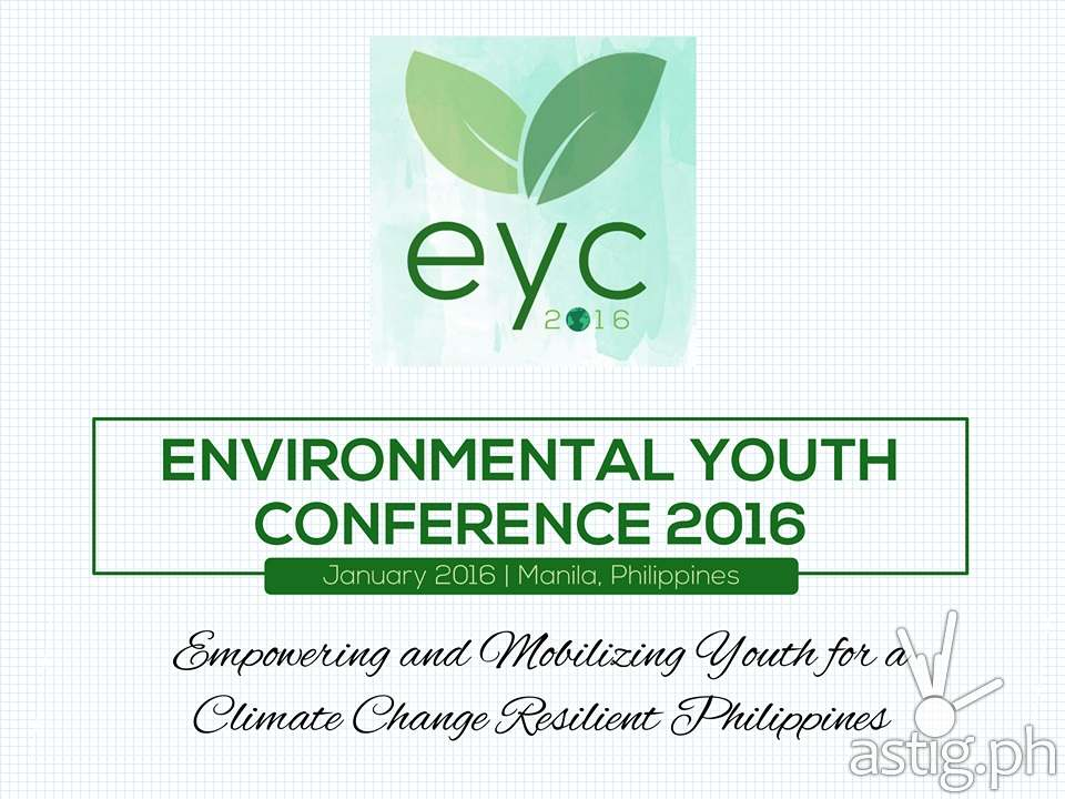 Environmental Youth Conference 2016