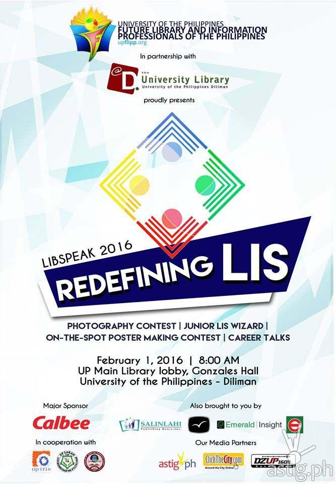[LibSpeak Conference] Poster