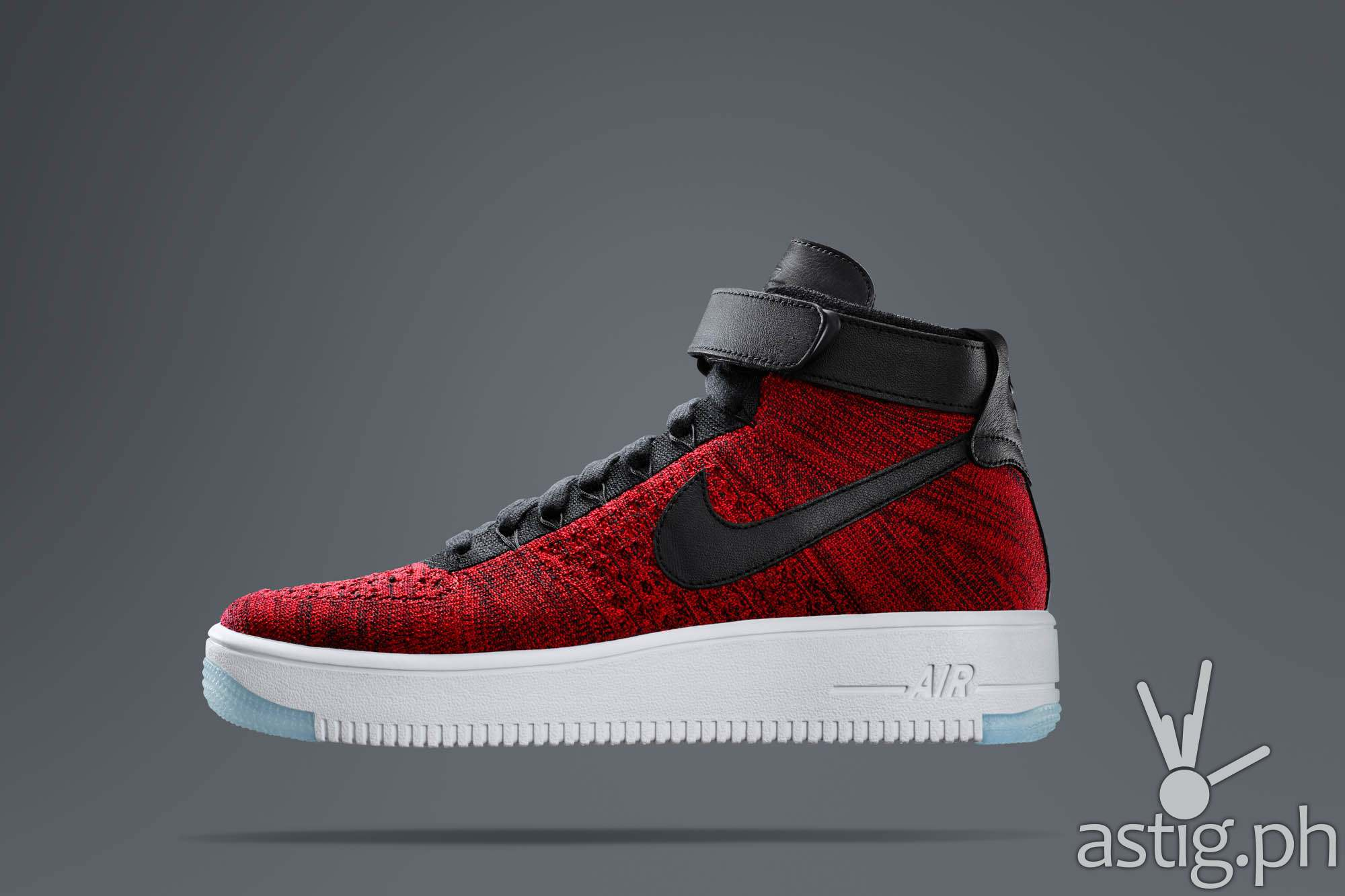 watch fbeb7 87f3b Nike AF1 Flyknit Mens Profile