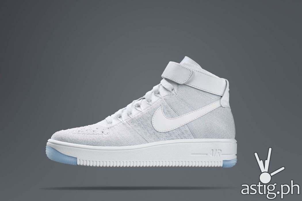 Nike AF1 Flyknit Womens Profile