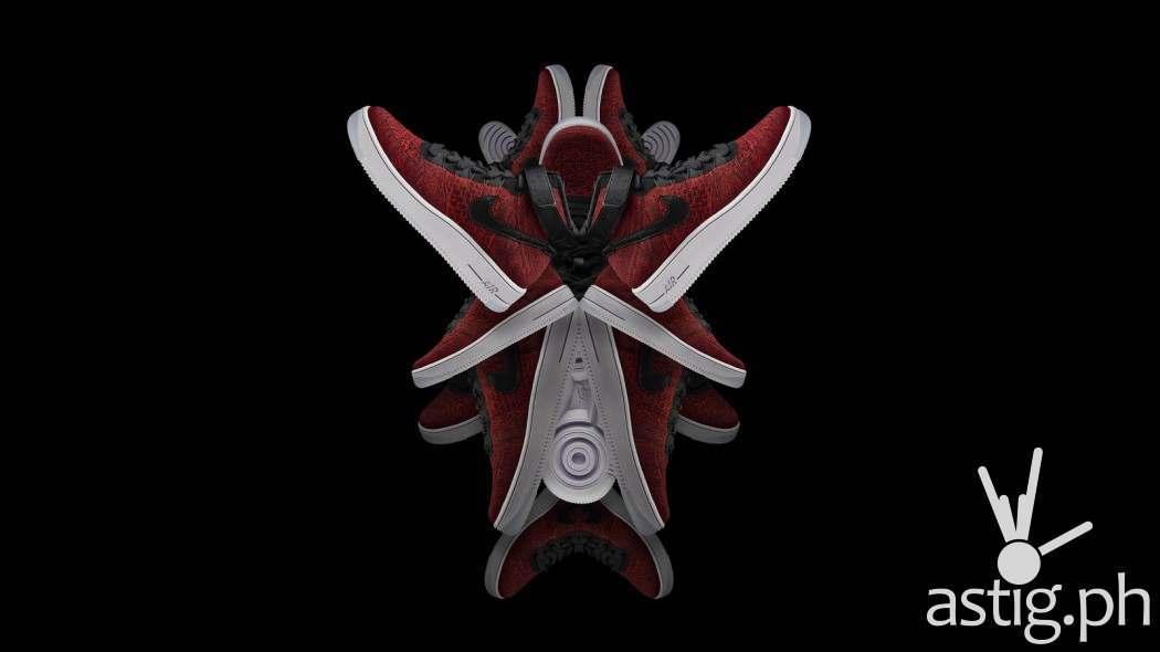 Nike Air Force 1 AF1 Flyknit (2)