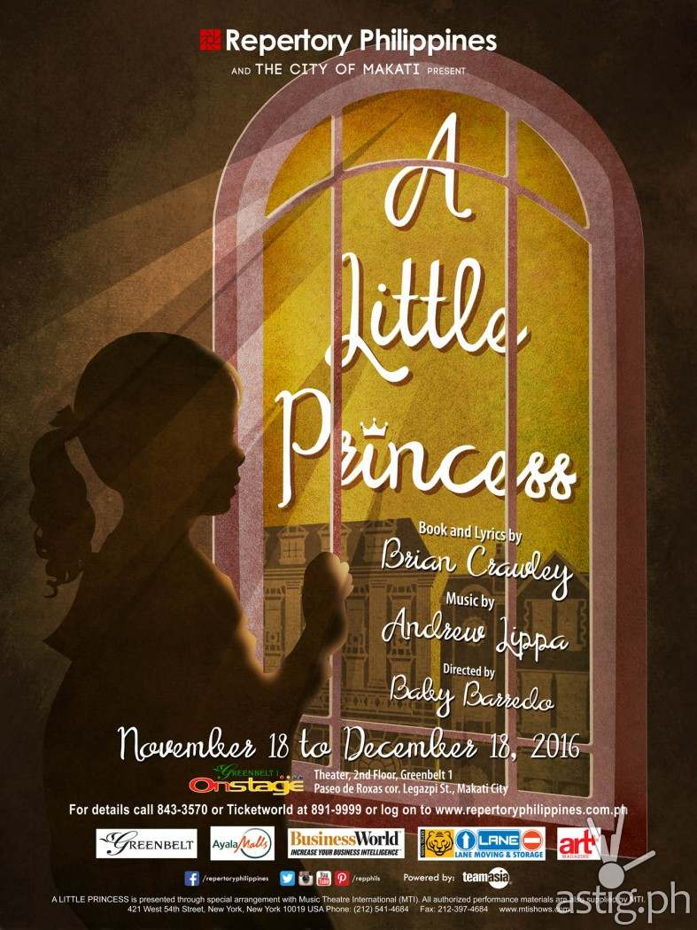 A Little Princess by Repertory Philippines