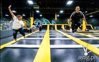Trampoline Park: Philippines' first flying adventure to open in Mandaluyong [video]