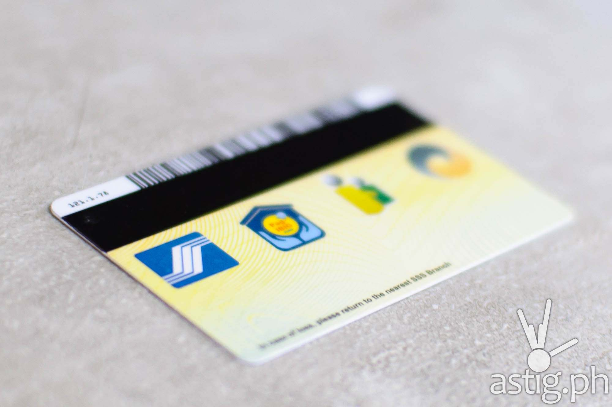 Unified Multi-Purpose ID Philippines