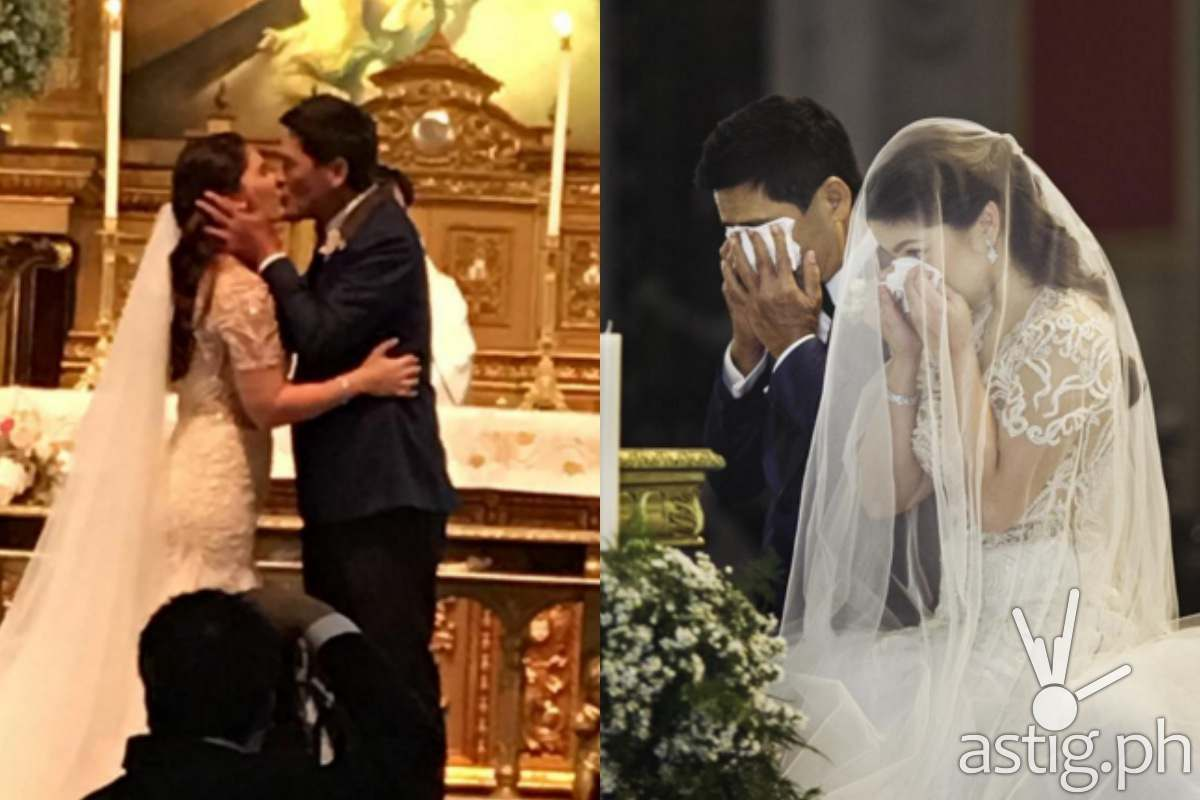 photos vic sotto and pauleen luna wedding   astig ph