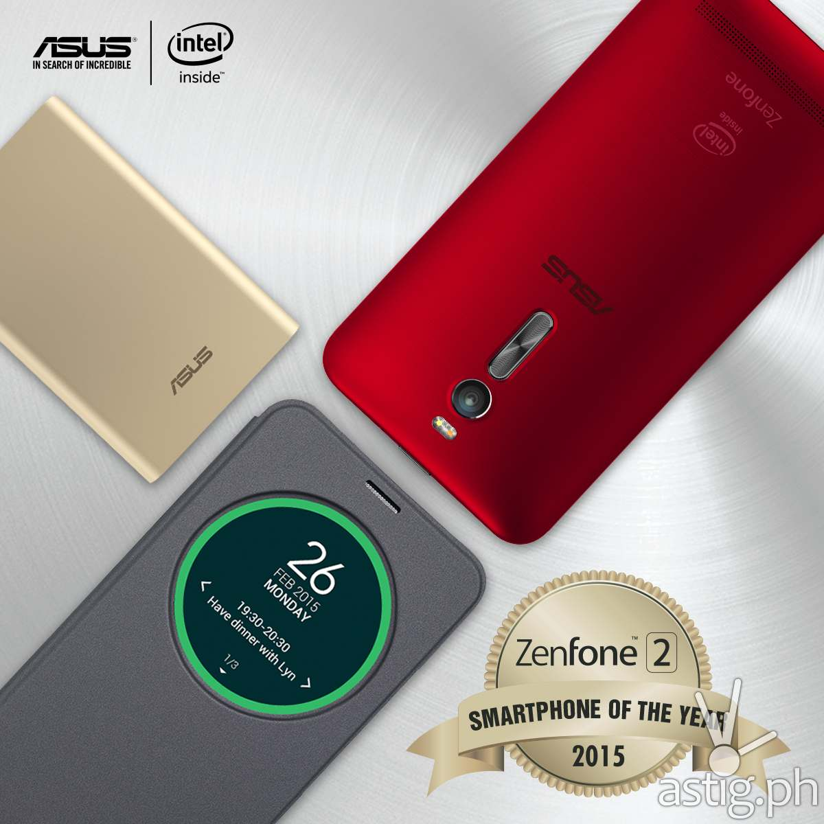 ZenFone 2 Awards
