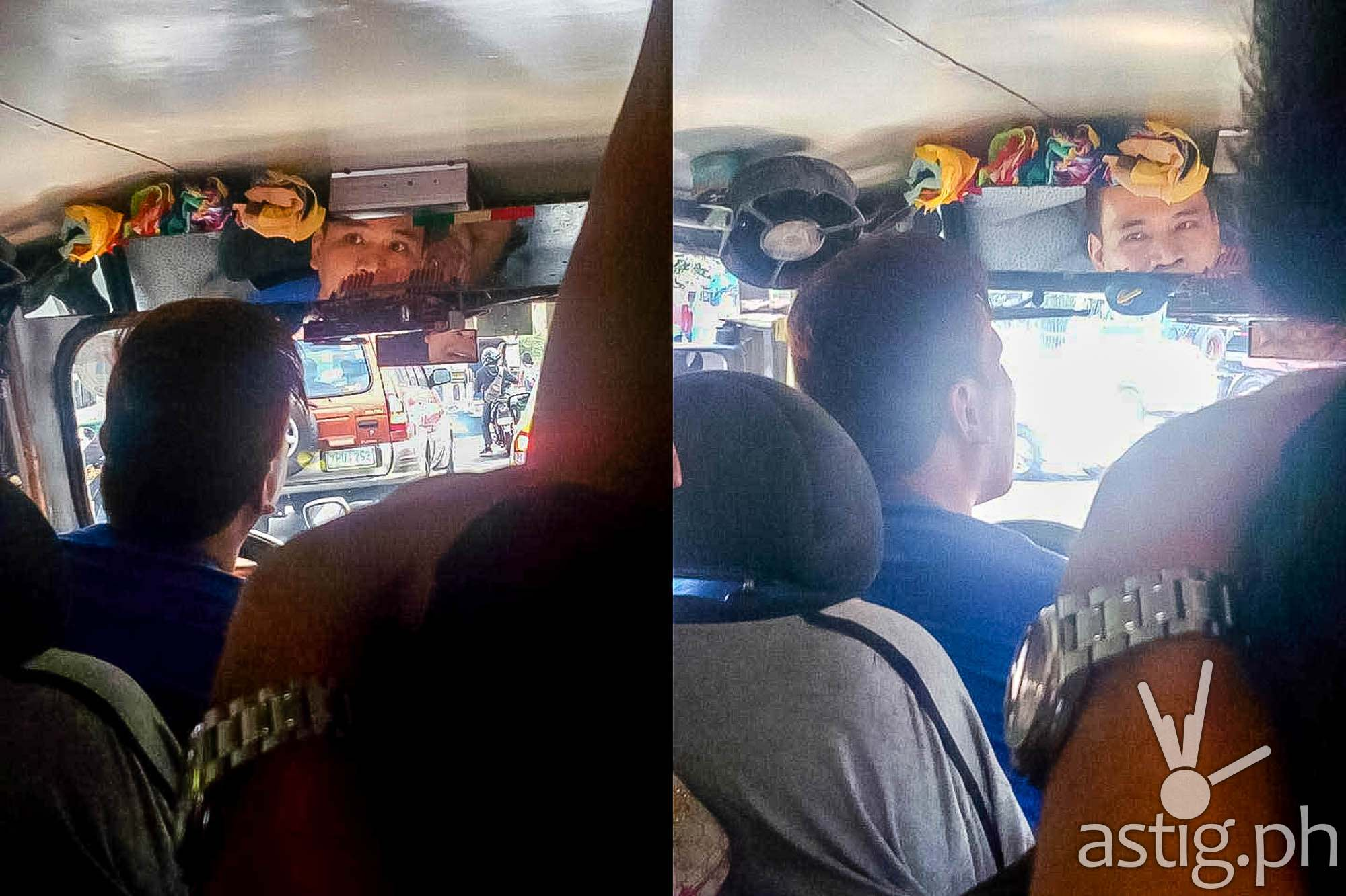 jeepney driver tries to kill his passengers