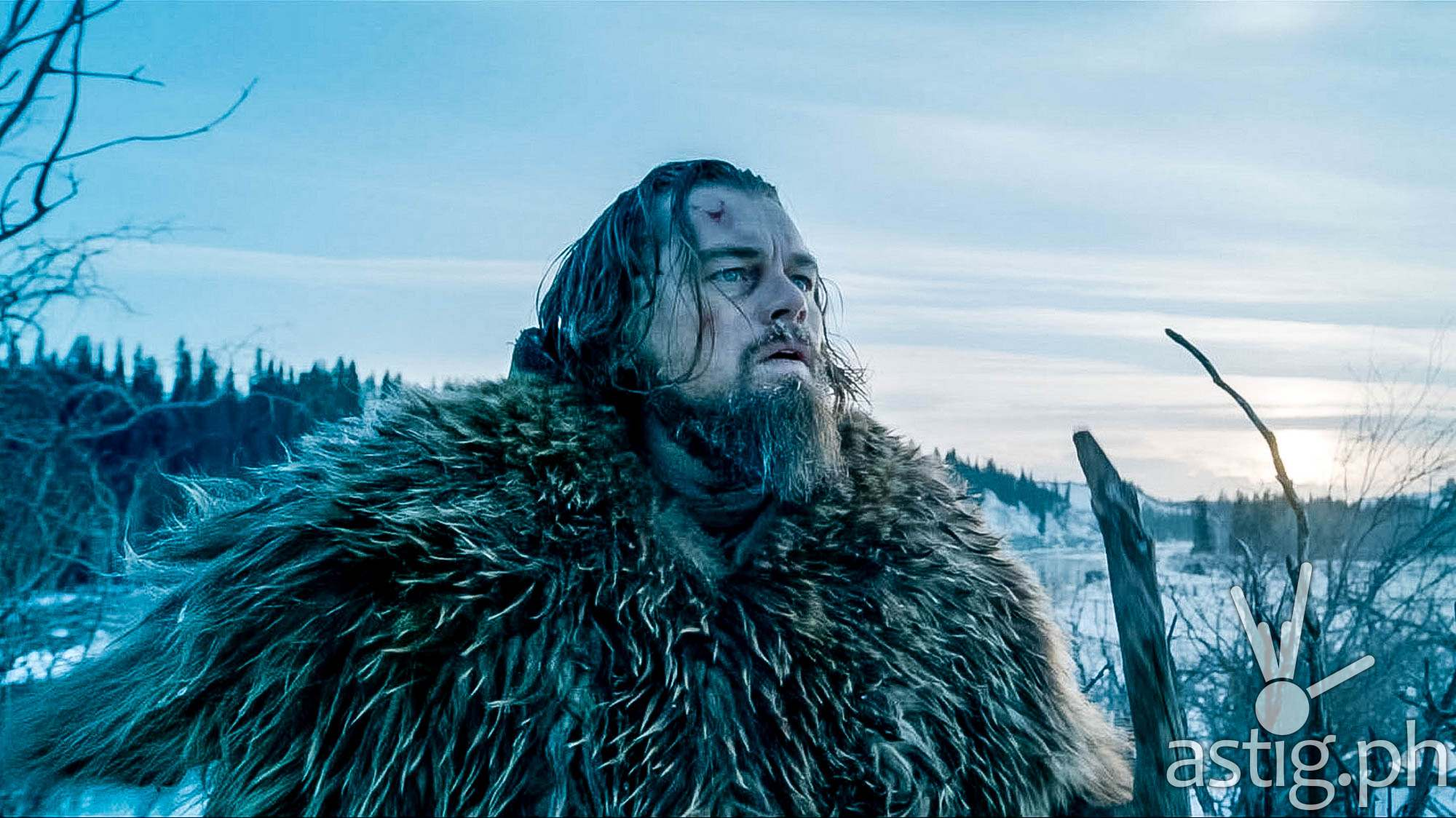 leonardo di caprio the revenant