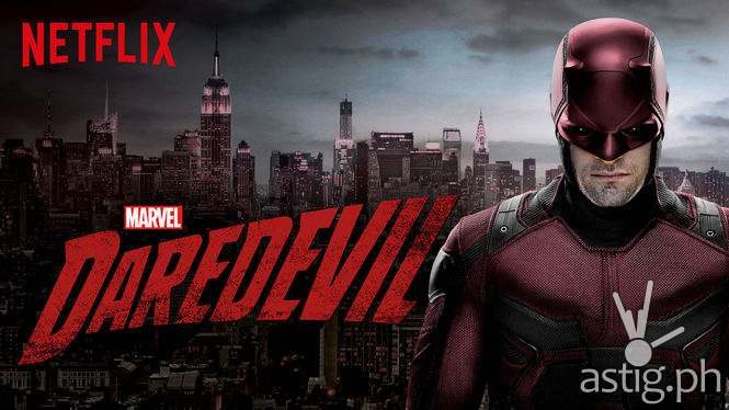 Netflix Philippines users will have access the highly-acclaimed Marvel's Daredevil, a Netflix original production