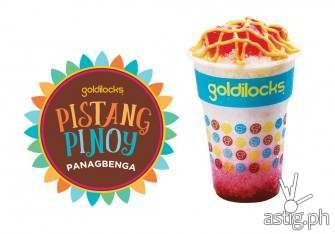 Goldilocks Strawberry Caramel Thirst Quencher: Be Cool & Colourful