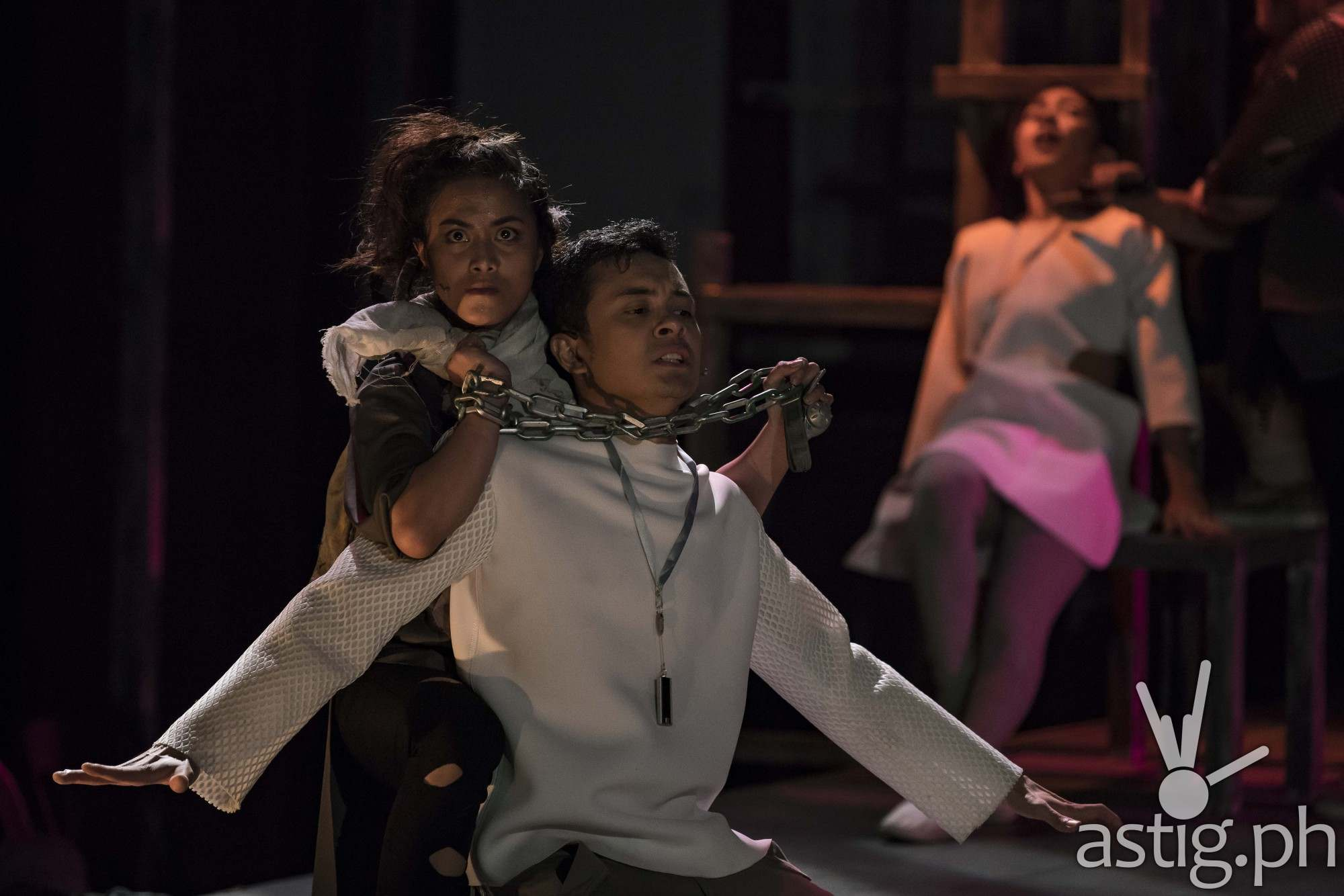 3 Stars and a Sun by PETA (photo: Jude Bautista / Raffy Yllana)