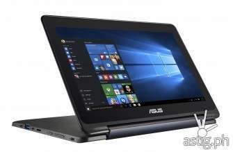 ASUS VivoBook Flip: ultra-portable laptop + tablet in one device
