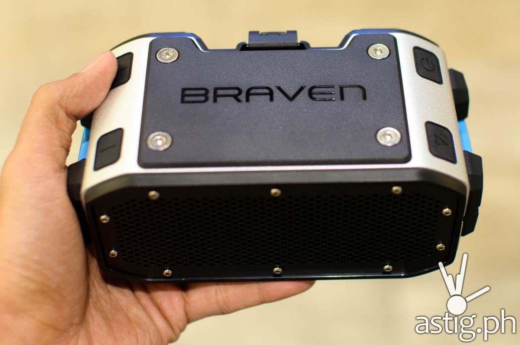 Braven BRV-PRO speakers