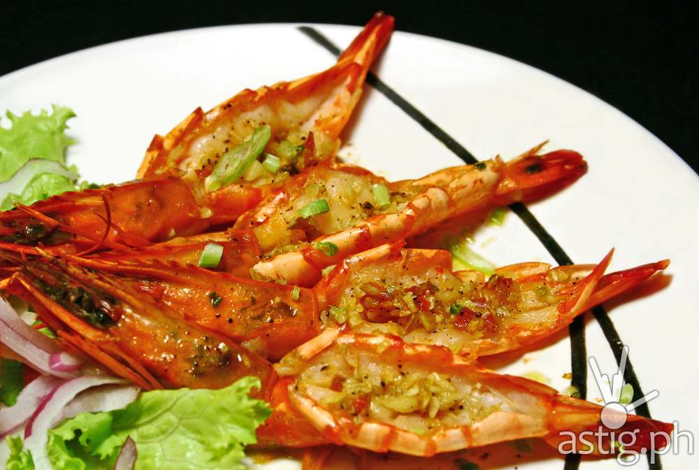Butter Garlic Prawn at Seafood Market and Restaurant Map
