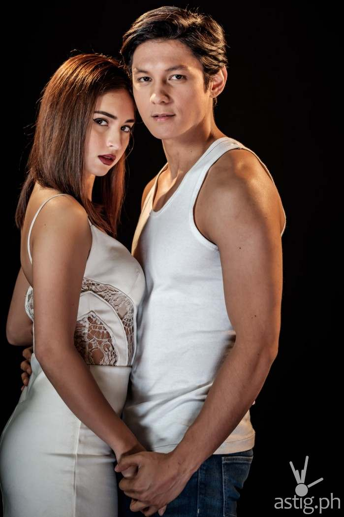 Coleen Garcia and Joseph Marco Pasion de Amor Finale