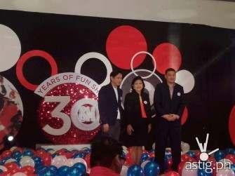 SM Supermalls celebrate 30th anniversary