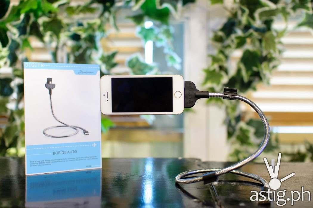 Fuse Chicken Bobine Auto iPhone Cable