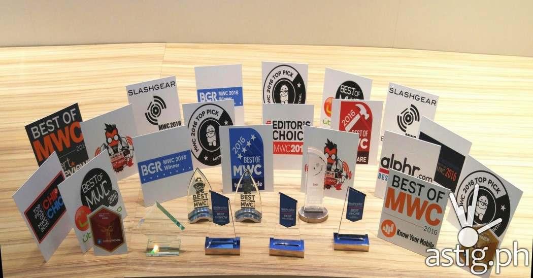 LG Awards at MWC 2016
