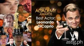 LOOK: Leonardo Di Caprio's Oscars Best Actor winning moment memes rock the internet