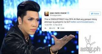 Vice Ganda hits DFA Alimall for showing A Second Chance pirated movie