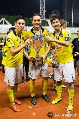 KAYA Team - Championship Trophy