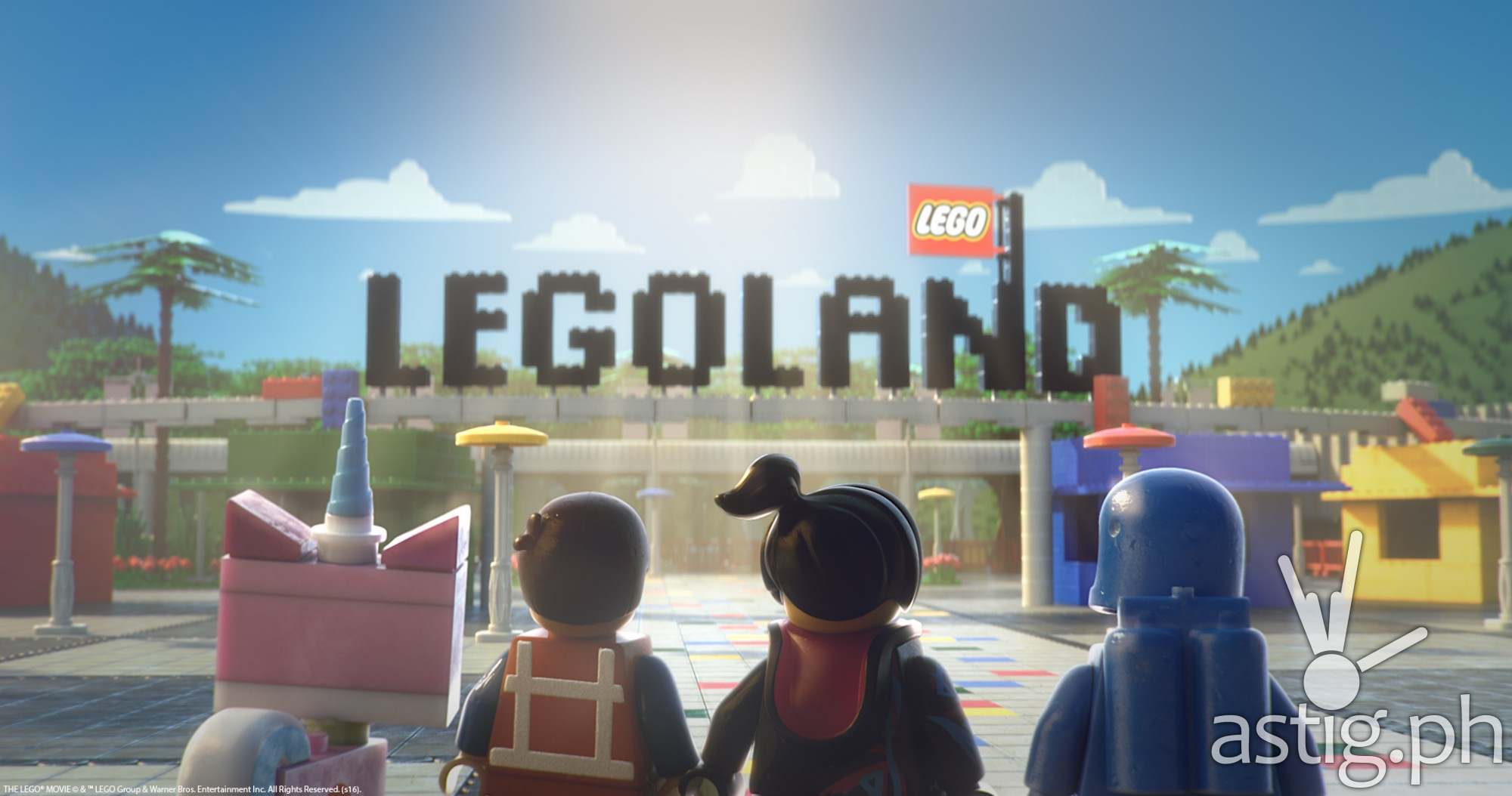 Catch The LEGO Movie 4D_A New Adventure exclusively at LEGOLAND Parks
