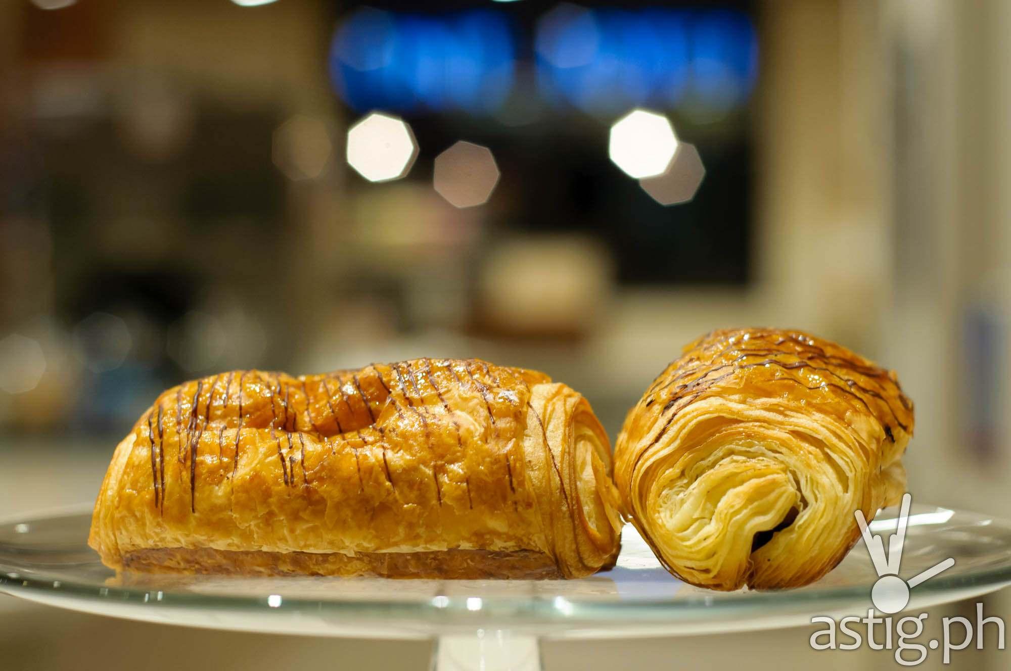 Chocolate Croissant (P110) - Crema at Marriott Grand Ballroom