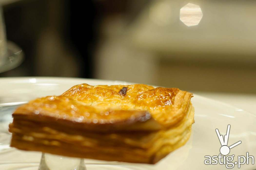 Cream Cheese Danish (P120) - Crema at Marriott Grand Ballroom