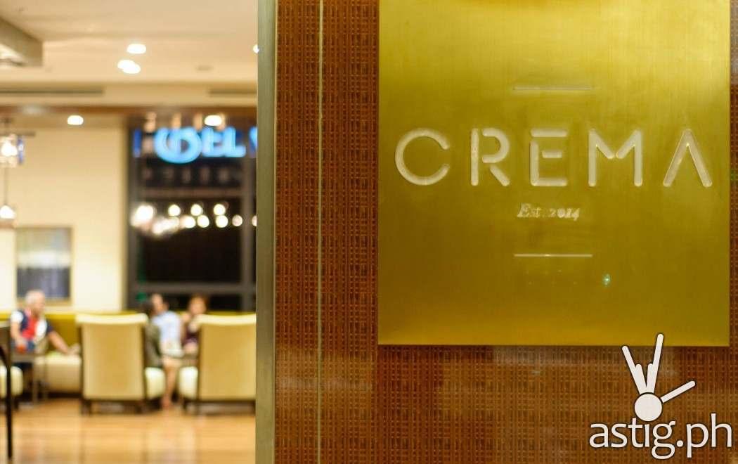 Crema at Marriott Grand Ballroom