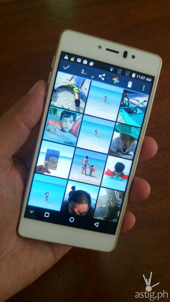 Smartphone photography tip: Curate your shots