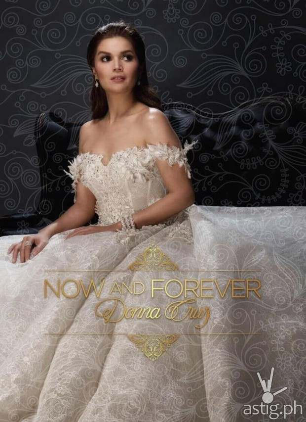 Donna Cruz Now and Forever cover