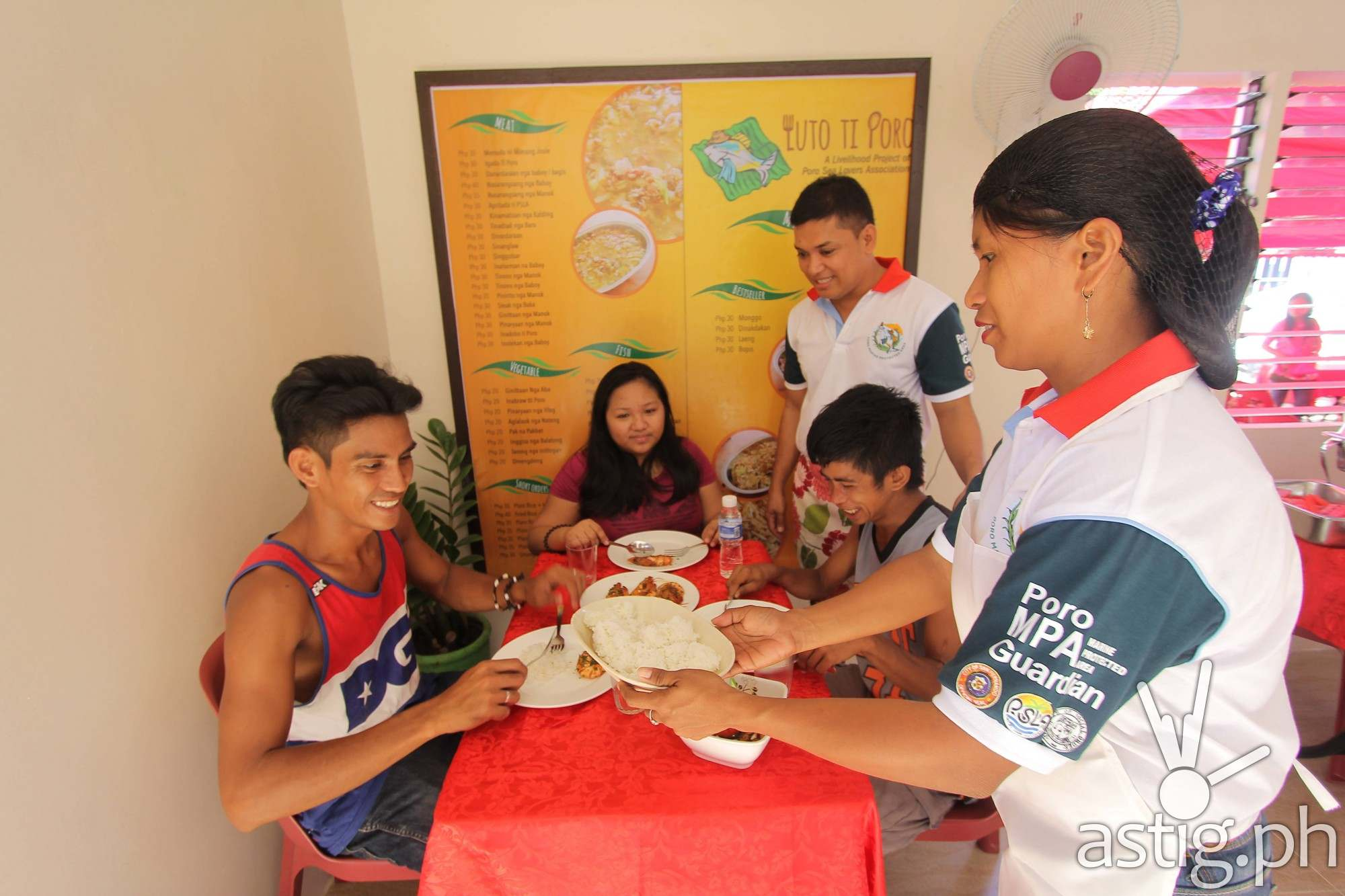 Affordable meals in Ilocano country? Wen, Manong! Luto ti Poro's tasty home-cooked local cuisines answers the need for taste, convenience and true value for money while helping the environment.