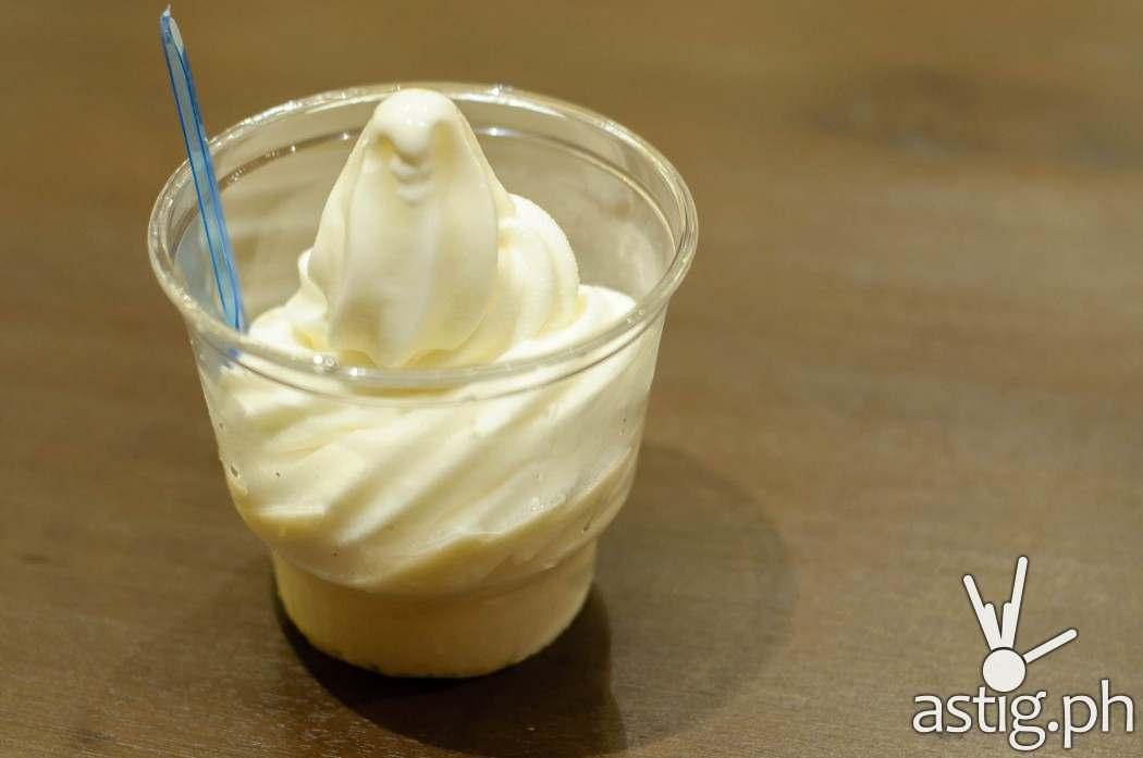 Frozen Yogurt Ice Cream (P120) - Crema at Marriott Grand Ballroom