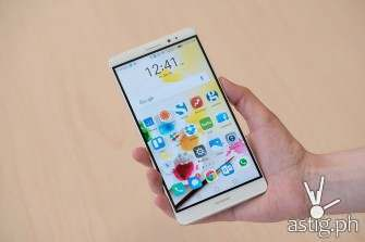 Huawei Mate 8 unveiled
