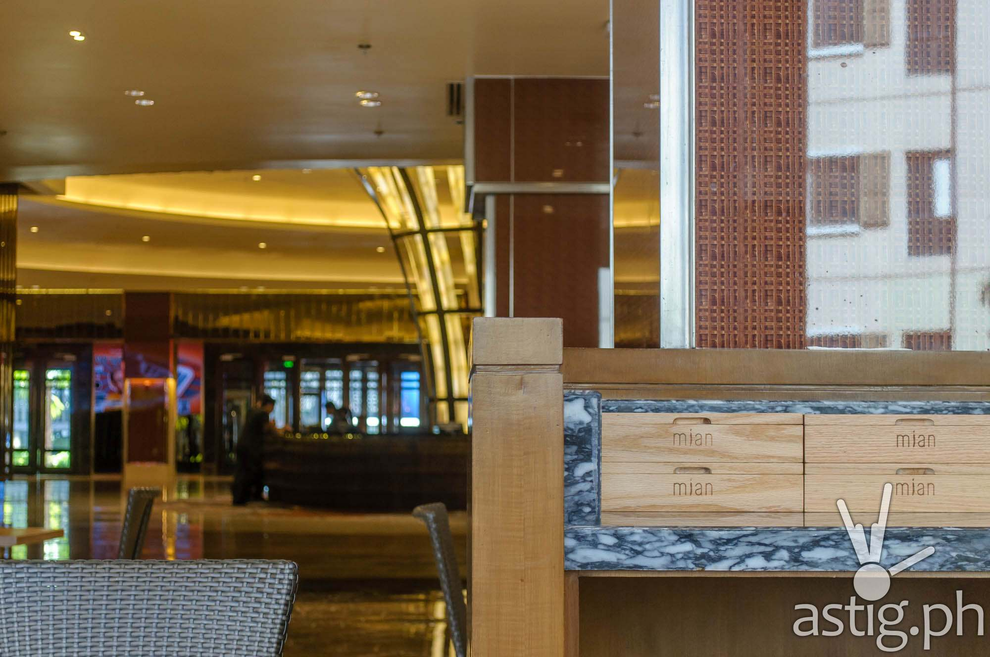 Mian at Marriott Grand Ballroom