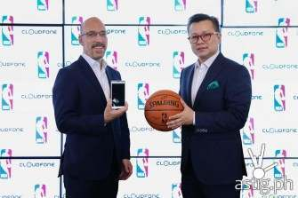NBA, CloudFone announce multi-year partnership in PH