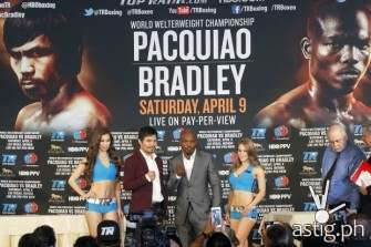 Pacquiao-Bradley 3 brings in controversial trainer Teddy Atlas